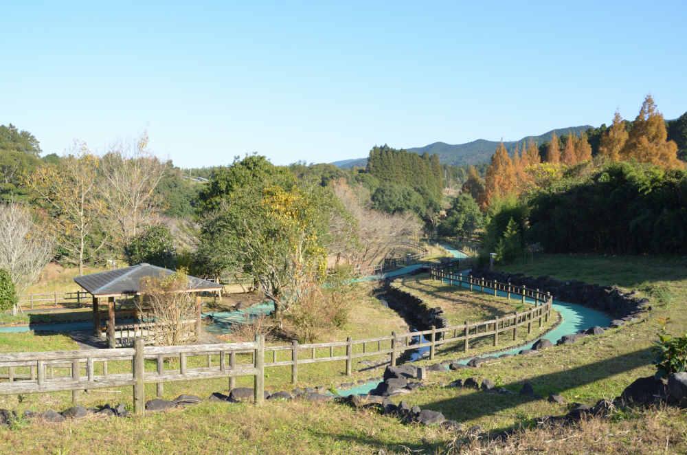 高野山 親水公園